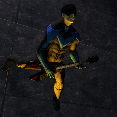 Thumbnail image for Nightwing (Arkham City)