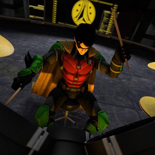Thumbnail image for Robin (Arkham Origins)