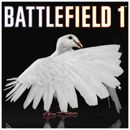 Battlefield 1 - Pigeon