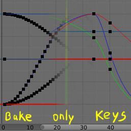 [Blender] [Addon] Bake Available Keyframes