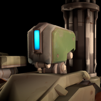 Thumbnail image for Overwatch - Bastion