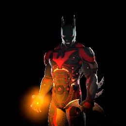 Batman Beyond X