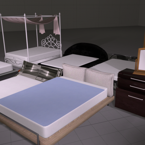 Thumbnail image for Bedroom Prop Pack