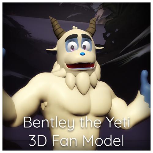 Thumbnail image for Bentley the Yeti