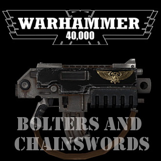 Thumbnail image for Wh40k: Space Marine Weapons and Weapons Accessories