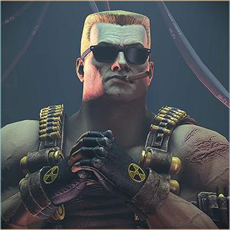 Thumbnail image for Bombshell - Duke Nukem