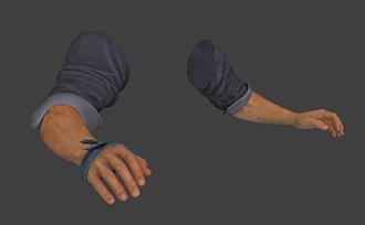 Thumbnail image for Bioshock Infinite Booker Arms