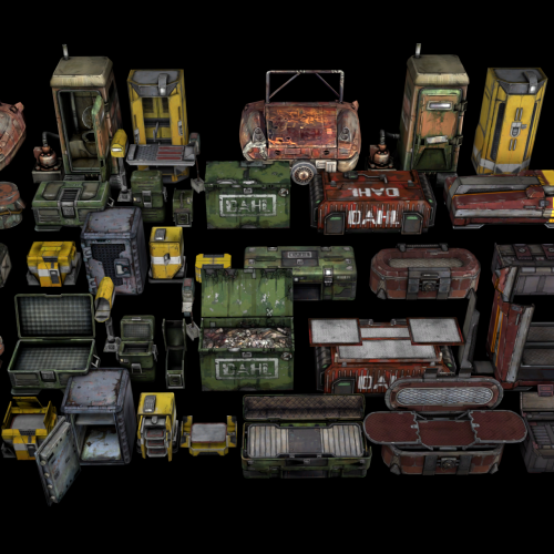 Thumbnail image for Borderlands 2 Chests