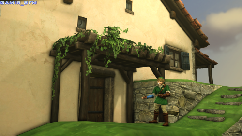 Thumbnail image for BOTW Link's House