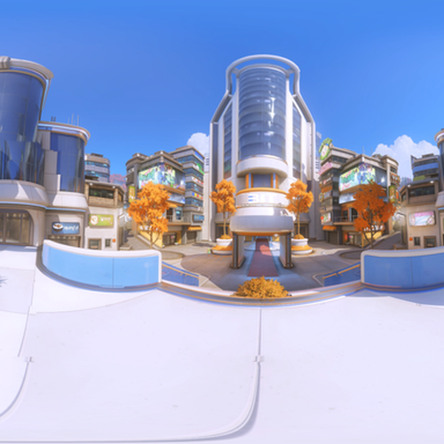 Thumbnail image for Overwatch HDRI Textures