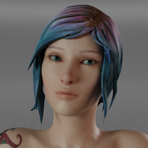 Thumbnail image for Chloe Price - Life is Strange