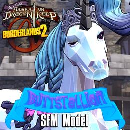 Borderlands 2: Buttstallion