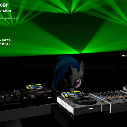 Thumbnail image for DJ Player & Mixer V5 Animated Texture Version