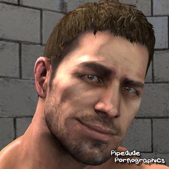 Thumbnail image for [ Resident Evil ] - Chris Redfield version 2