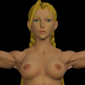 Thumbnail image for Cammy Nude - SFV