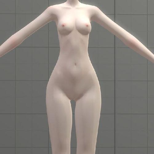 Thumbnail image for Anime Morph-able Body