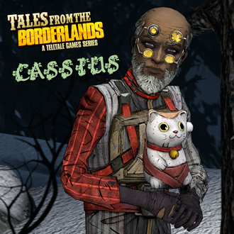 Thumbnail image for Tales from the Borderlands - Cassius