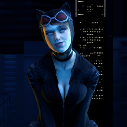 Catwoman (Cleaned Up)