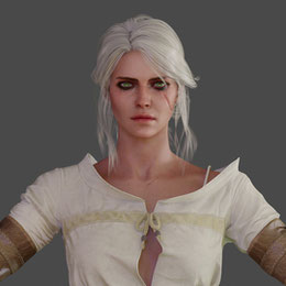 Ciri Model [The Witcher 3]