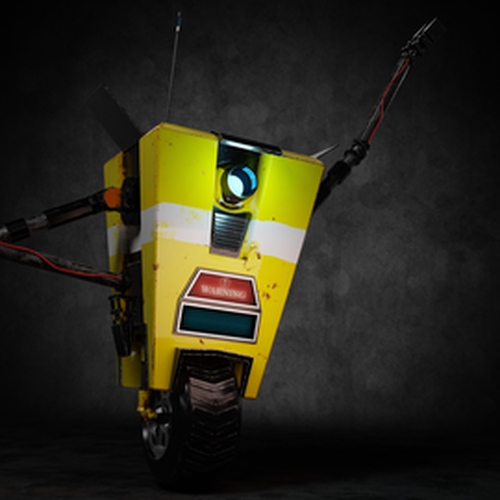 Thumbnail image for Fanmade Claptrap