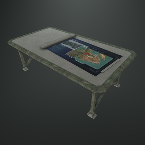 Thumbnail image for Halo: Reach - Planning Table