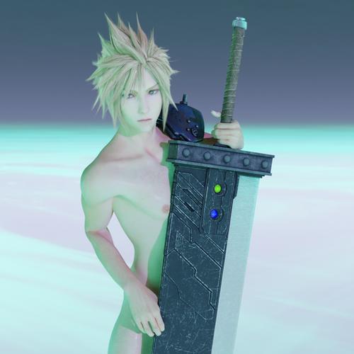 Thumbnail image for Final Fantasy 7 Remake - Cloud Strife
