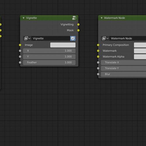Thumbnail image for Misc Blender Compositor Nodes.
