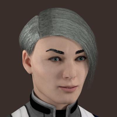 Thumbnail image for [Mass Effect: Andromeda] Cora Harper