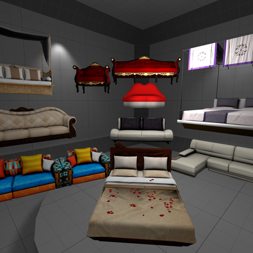 Thumbnail image for ClubMStar Sofa Bed Couch Mix