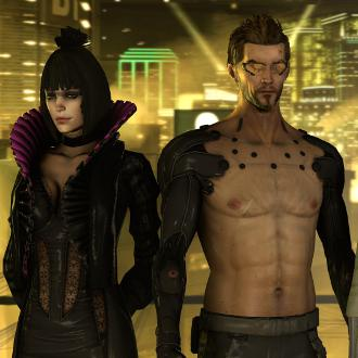 Thumbnail image for Deus Ex: Human Revolution Models