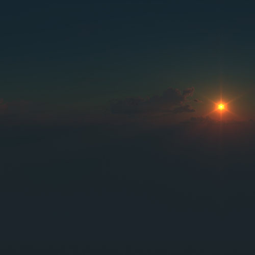 Thumbnail image for DIONYSXS - HDR ( sunset mattepainting )