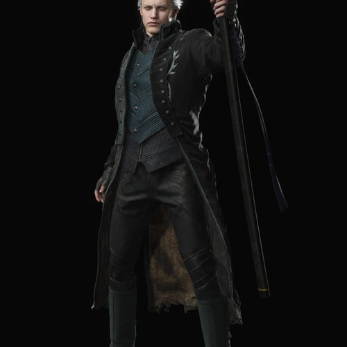 Thumbnail image for Vergil from Devil May Cry 5
