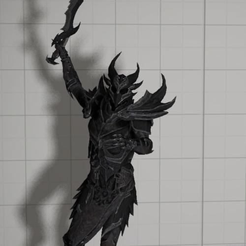 Thumbnail image for Daedric Armory