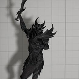 Daedric Armory