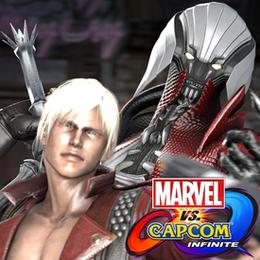 MARVEL VS. CAPCOM: INFINITE - Dante