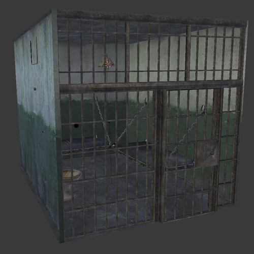 Thumbnail image for Single Jail Cell