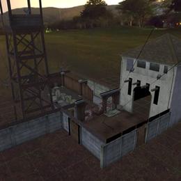 Resident Evil Graveyard