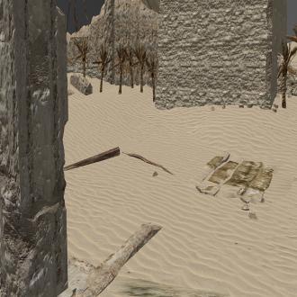 Thumbnail image for DoA 5 - Desert Wasteland