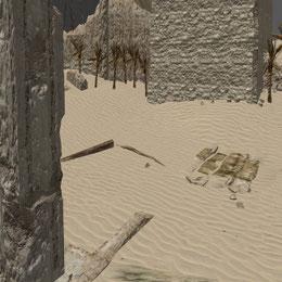 DoA 5 - Desert Wasteland