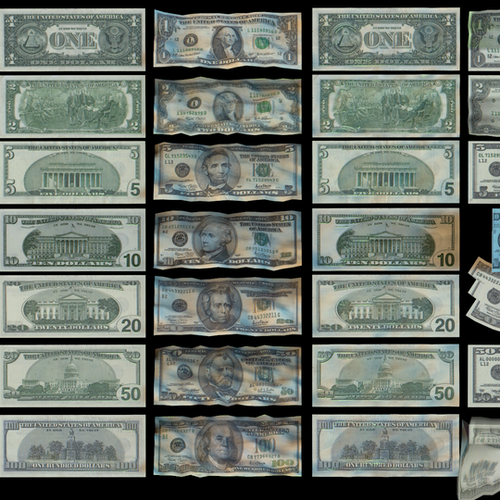 Thumbnail image for High-Quality US Dollar Bills
