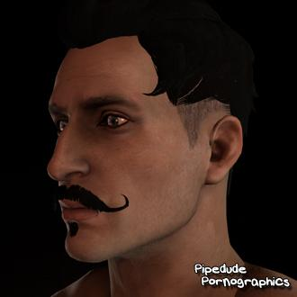 Thumbnail image for [Dragon Age Inquisition ] Dorian Pavus nude