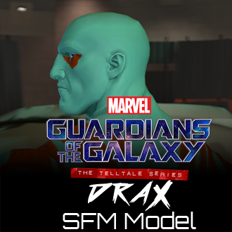 Thumbnail image for Guardians of the Galaxy - Drax