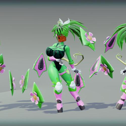 Thumbnail image for Kanna (Blaster Master)