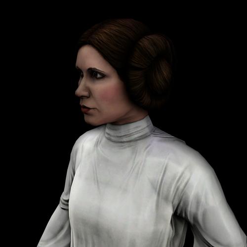 Thumbnail image for Princess Leia Episode 4