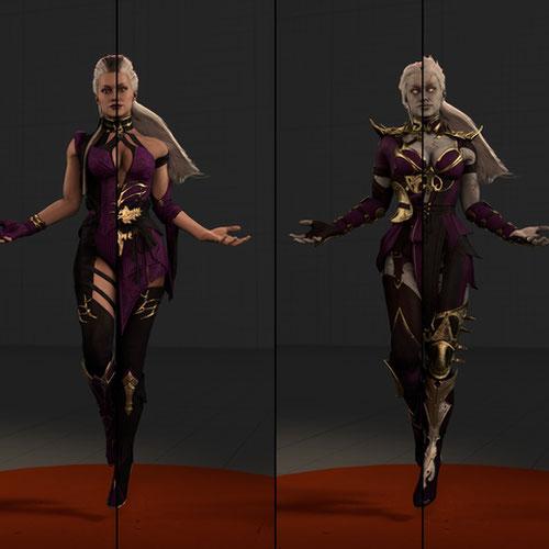 Thumbnail image for Sindel [Mortal Kombat 11]