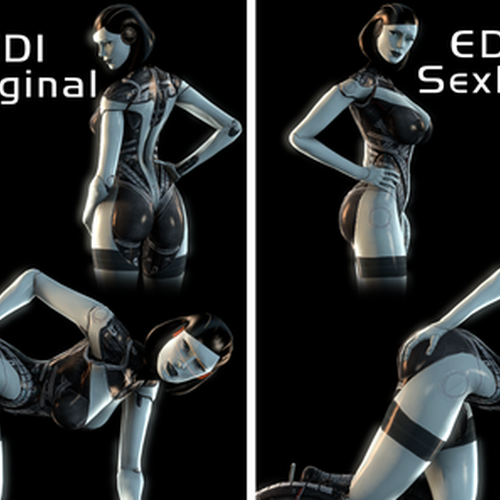 Thumbnail image for EDI - Sexbot Chassis