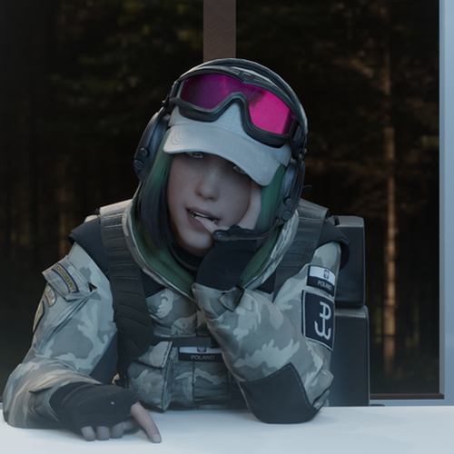 Thumbnail image for Rainbow Six Siege - Ela