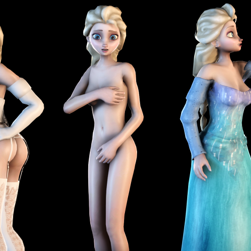 Thumbnail image for Bodymorph Elsa [NEW: Business Suit]