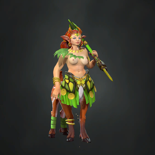Thumbnail image for Enchantress Topless Modl
