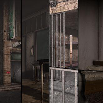Thumbnail image for Environments (City Streets, Classroom, Jail Module, Messy Room)